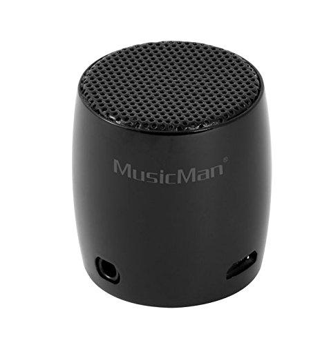 MusicMan 4597 Nano Bike Bluetooth Lautsprecher BT-X18 schwarz