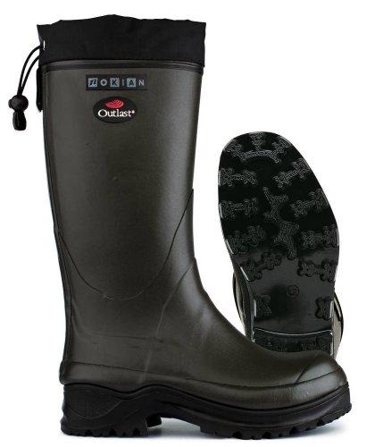 Nokian Footwear - Bottes en caoutchouc -Trek Outlast- (Outdoor) [453] Olivo Nuovo