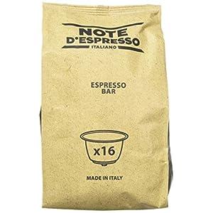Note D'Espresso Espresso Bar, Capsule per caffè, esclusivamente compatibili con macchine Nescafé* e Dolce Gusto* 7 g x…