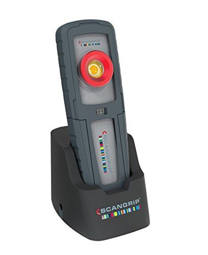 Preisvergleich Produktbild Scangrip 03.5445 SUNMATCH 2 Akku-Hand-Arbeitsleuchte für perfekte Farbanpassung mit COB-LED
