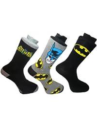 **Bon Marché** Chaussettes Super-Héros pour les Hommes