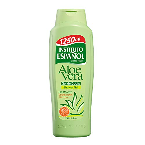 Instituto Español - Gel De Baño - Aloe Vera