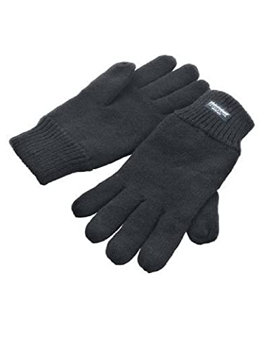 Result R147X Thinsulate Gloves, Black, Large/X-Large