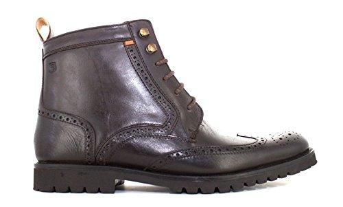PETER BLADE Chaussures Boots ANTON Marron Marron