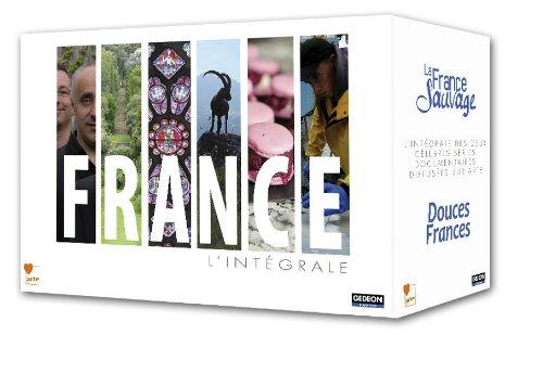 Coffret l'intégrale de la France