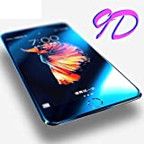 Takshak New 9D Anti Scratch Curved 9H Full Screen Tempered Glass Screen Protector
