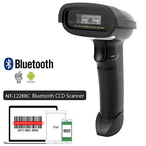Portable Scanner Lector código Barras Mano Wirelress
