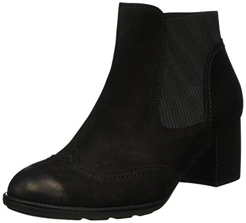 Gabor Shoes 55.681 Damen Kurzschaft Stiefel Schwarz (Schwarz 17)