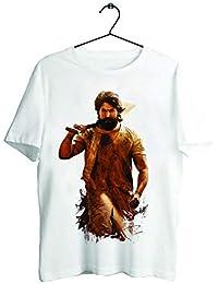 054356ff TeesKart24 Rocking Star Yash Movie KGF Exclusive T-Shirt