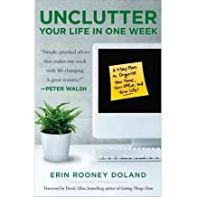 (Unclutter Your Life in One Week) By Erin Rooney Doland (Author) Paperback on (Nov , 2010)