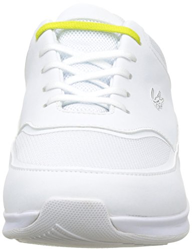 Lacoste Chaumont Lace 217 1, Bassi Donna Bianco (Blanc)
