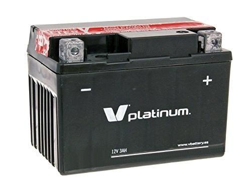 Batería V Platinum ptx4l de BS MF sin mantenimiento