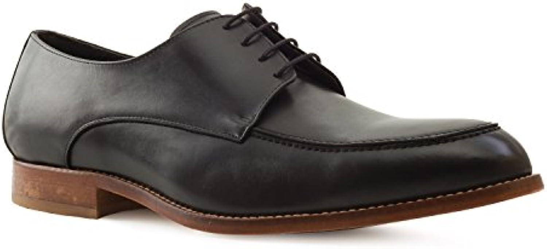 Andres Machado.6228.Zapato Oxford Piel.para Hombres.Tallas Grandes 47/50. Made IN Spain -