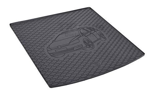 RIGUM Passgenaue Kofferraumwanne geeignet für VW Golf VII Variant ab 2013 passen ideal
