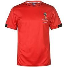 Amazon.es: Copas Del Mundo De Futbol - Rojo