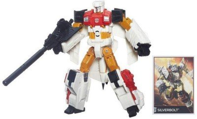Funskool Transformers Combiner Wars SilverBolt Age8+