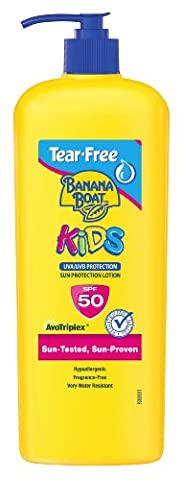 Banana Boat Kids Tear Free Sun Protection Lotion with SPF 50 360 ml