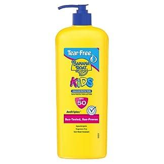 Banana Boat Kids Tear Free sol protección loción con SPF 50360ml