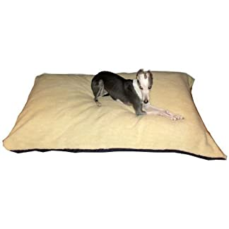 KosiPet Budget CREAM SHERPA Fleece LARGE SPARE COVER For Dog Bed,Dog Beds,Pet Bed,Dogbed,Dogbeds,Petbed,Petbeds, 10