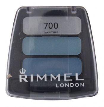 Rimmel London Colour Rush Eye Shadow Trio, Maritime by Rimmel London (Rimmel Lidschatten Trio)