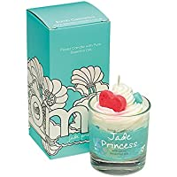 Bomb Cosmetics Jade Princess piped Glass Candle