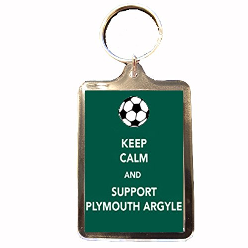 plymouth-argyle-fc-keep-calm-keyring