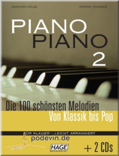 piano-piano-2-leger-les-100-plus-belles-melodies-allant-de-classique-a-pop-tastenzauberei-partition