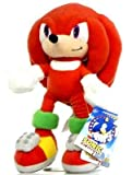 Sonic The Hedghog and Friends Soft Toy 30cm Knucles
