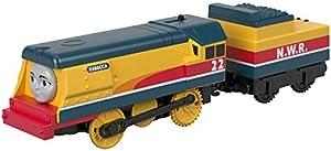 Thomas & Friends GDV30 Trackmaster Rebecca, alfonbrilla para ratón