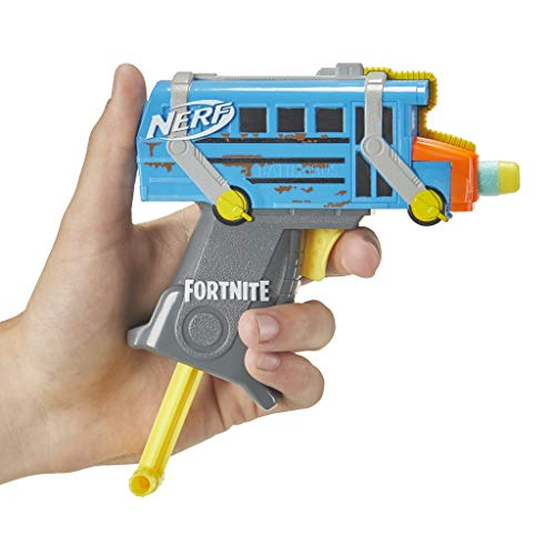 MicroShots Fortnite Battle Bus