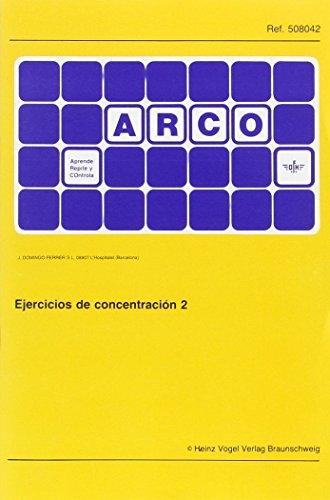 EJERCICIOS CONCENTRACION 2 (ARCO) por Heiner Müller