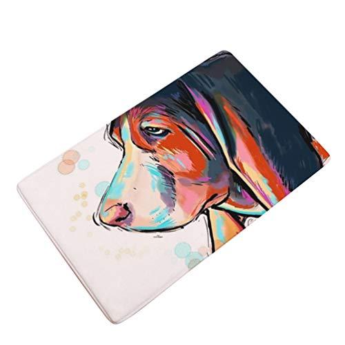 Xinwcanga Moderno Hermoso Animal Pintura Perros Impresión