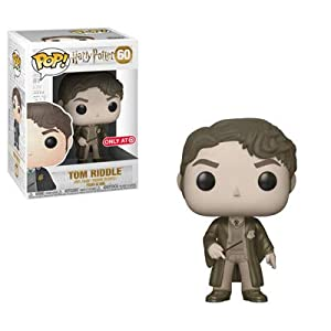 Funko Pop! Vinyl Movies - Harry Potter 31266 - Tom Riddle (Black and White) Exclusive Special Edition Figure