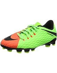 Nike Unisex-Kinder Hypervenom Phinish Ii Fg Fußballschuhe