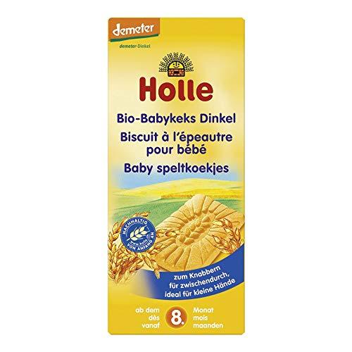 Holle baby food GmbH Bio Bio-Babykeks Dinkel (6 x 150 gr)