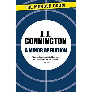 A Minor Operation (Murder Room)