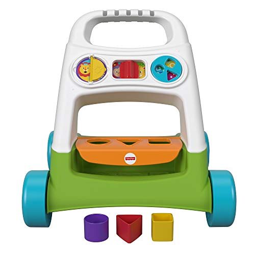 Fisher-Price - Andador activity Correpasillos bebés +9 meses (Mattel FYK65)