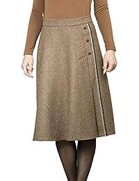 fed3a9c8dcb9 Suchergebnis auf Amazon.de für: rock - Wolle / Röcke / Damen: Bekleidung
