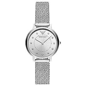 Emporio Armani Reloj Analogico para Mujer de Cuarzo