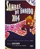 Carnaval 2014 - Sambas de Enredo - Escolas de Samba - Grupo Especial do Rio de Janeiro by Unidos De Vila Isabel