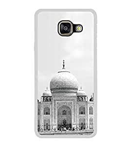 ifasho Designer Back Case Cover for Samsung Galaxy A5 (6) 2016 :: Samsung Galaxy A5 2016 Duos :: Samsung Galaxy A5 2016 A510F A510M A510Fd A5100 A510Y :: Samsung Galaxy A5 A510 2016 Edition (Monument Cali Colombia English Bazar)