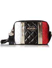 Love Moschino Women's Borsa Material Mixed Pu Bag Organiser