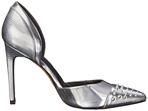 Circus by Sam Edelman Mellie Femmes Synthétique Talons Soft Silver