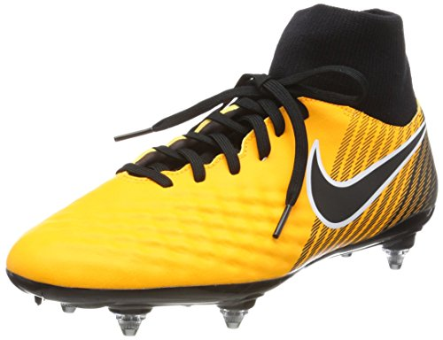 Nike Magista Onda Ii Df Sg, Chaussures de Football Homme Orange (Laser Orange/black-white-volt-white)