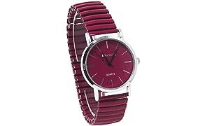 fusine Analog Multi-Colour Dial Women's Watch-SK77