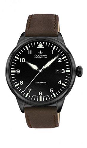Dugena Premium Mechanical Mens Watch Kappa7 Airtrip Automatic 7000308