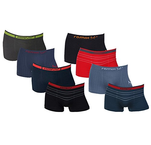 DealZone Pack of 6/ Kids Boys Microfibre Boxer Shorts