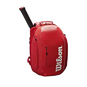 Wilson Mochila Super Tour Backpack Infrared