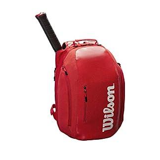41wTJPmMohL. SS324  - Wilson Mochila Super Tour Backpack Infrared