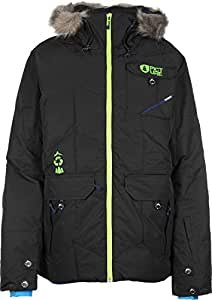 Picture - Picture Think Men Jacket Black Veste Ski Snow - Black - S - BLACK